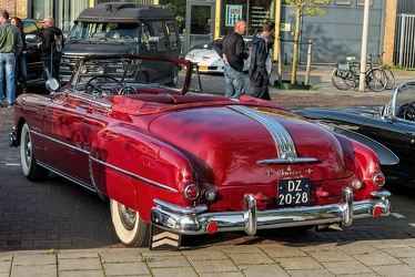 Pontiac Chieftain 8 DeLuxe convertible coupe 1950 rl3q