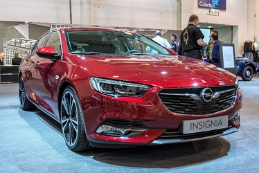 Opel Insignia B Grand Sport 2.0 Turbo 2017 fr3q