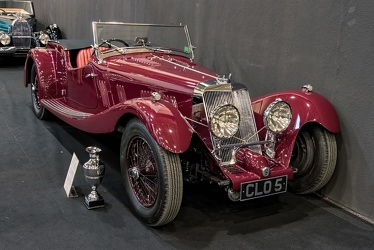 Squire 1.5 Litre long chassis open tourer by Ranalah 1936 fr3q