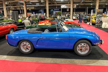 Alpine A110 1100/100 cabriolet 1967 side