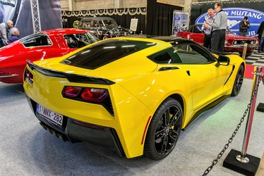 Chevrolet Corvette C7 Stingray Z51 2017 r3q