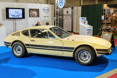 Volkswagen SP2 1976 side