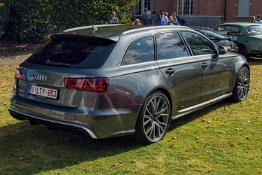 Audi RS6 Avant Dynamic Edition 2016 r3q