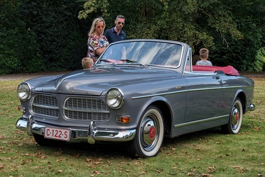Volvo P130 122 S Amazon cabriolet by Jacques Coune 1963 fl3q