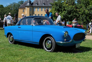 Giannini Fiat 1100/103 TV Sport berlinetta by Boano 1956 fr3q