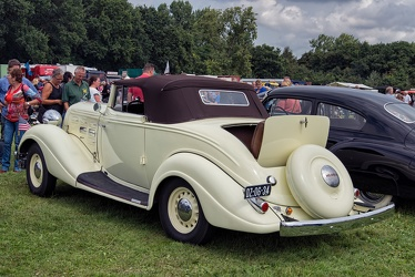 Hudson Challenger Series LTS convertible coupe 1934 r3q