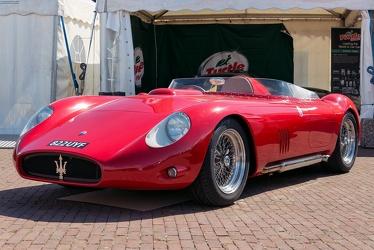 Maserati 450 S spider 1958 replica by Chris Lawrence fl3q