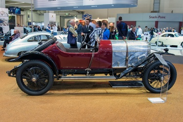 Bentley 3 Litre EXP 2 1921 side