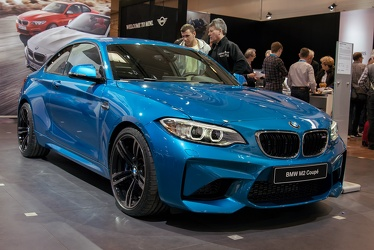 BMW M2 coupe 2016 fr3q