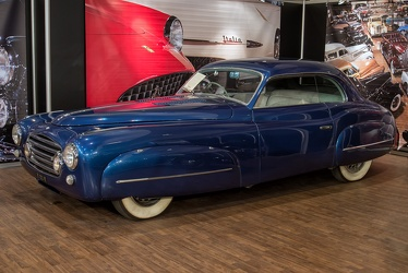 Delahaye 135M coupe by Ghia 1949 fl3q