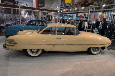 Hudson Italia by Touring 1954 side