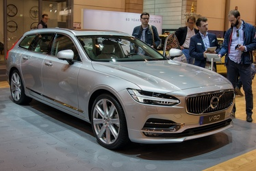 Volvo V90 D5 AWD Inscription 2016 fr3q