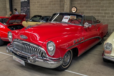 Buick Roadmaster convertible coupe 1953 fl3q