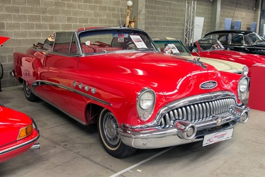 Buick Roadmaster convertible coupe 1953 fr3q
