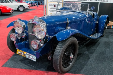 Alvis Speed 20 SB competition 2-seater by Mulliner 1934 fl3q