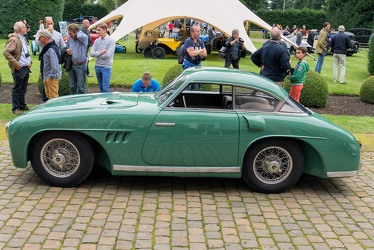 Pegaso Z102 berlinetta by Enasa 1951 side