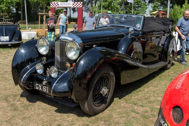 Bentley 8 Litre DHC by Richard Mead 1931 fl3q