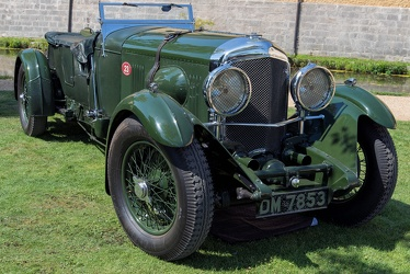 Bentley 8 Litre tourer by Vanden Plas 1931 fr3q