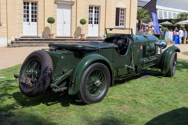 Bentley 8 Litre tourer by Vanden Plas 1931 r3q