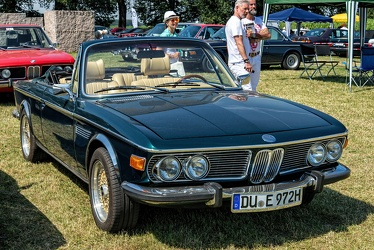 BMW 3.5 CSi cabriolet conversion by SiMa Power 1972 fr3q