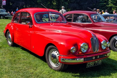 Bristol 401 2-door saloon 1951 fr3q