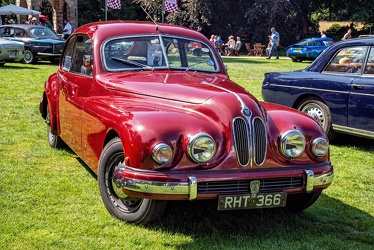Bristol 403 2-door saloon 1953 fr3q