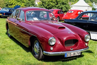 Bristol 405 4-door saloon 1955 fr3q