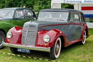 Armstrong Siddeley 16 HP Typhoon 1947 fl3q