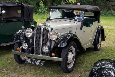 Austin 12 Newbury sports tourer 1934 fl3q