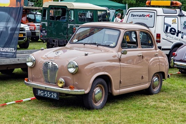 Austin A30 4-door saloon 1953 fl3q