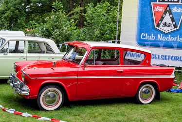 Ford Anglia 123E Super Sportsman 1962 side
