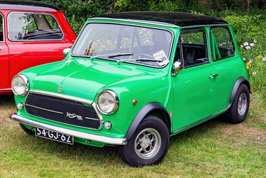 Innocenti Mini Cooper Mk III 1300 Export 1975 fl3q