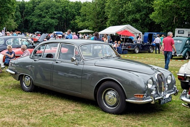 Jaguar 3.4 S 1965 grey fr3q