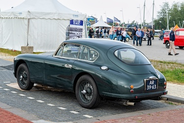 Aston Martin DB 2/4 Mk I competition saloon 1954 r3q