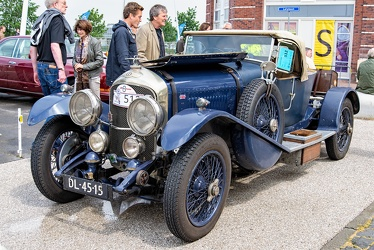 Bentley 3 Litre boattail 3-seater 1925 fl3q