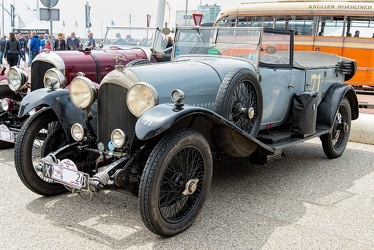 Bentley 3 Litre tourer by Gurney Nutting 1925 fl3q