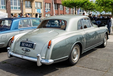 Bentley S1 Continental FHC by Park Ward 1956 r3q