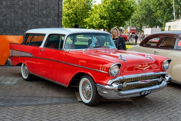 Chevrolet Bel Air Nomad 1957 fr3q
