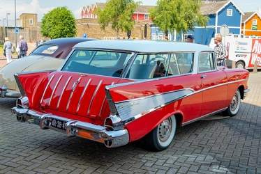 Chevrolet Bel Air Nomad 1957 r3q