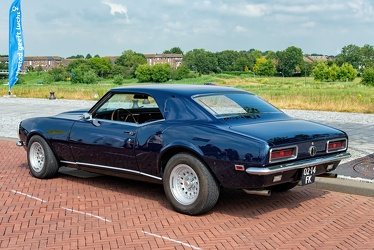 Chevrolet Camaro S1 RS 327 hardtop coupe 1968 r3q