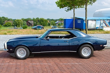Chevrolet Camaro S1 RS 327 hardtop coupe 1968 side