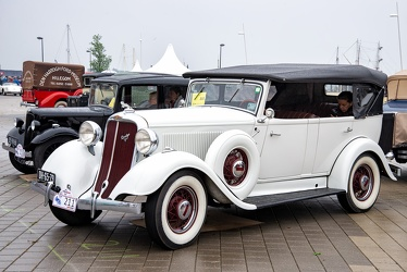 Dodge DP Six custom tourer 1933 fl3q