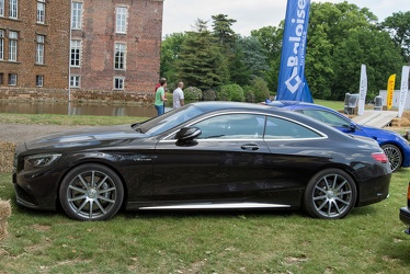 AMG Mercedes S 63 C217 coupe 2015 side