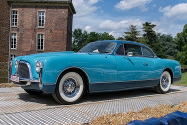 Chrysler GS-1 coupe by Ghia 1953 fl3q
