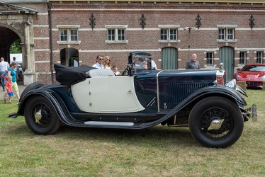 Excelsior Albert I court cabriolet by Snutsel 1927 side