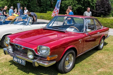 Glas 2600 V8 coupe by Frua 1967 fl3q