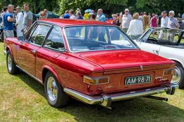 Glas 2600 V8 coupe by Frua 1967 r3q