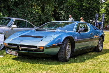 Maserati Merak 2000 GT by ItalDesign 1982 fl3q