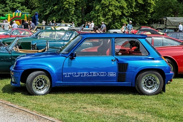 Renault 5 S1 Turbo 2 1984 side