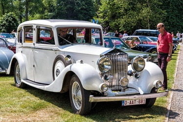 Rolls Royce 25/30 HP limousine by Mulliner 1937 fr3q